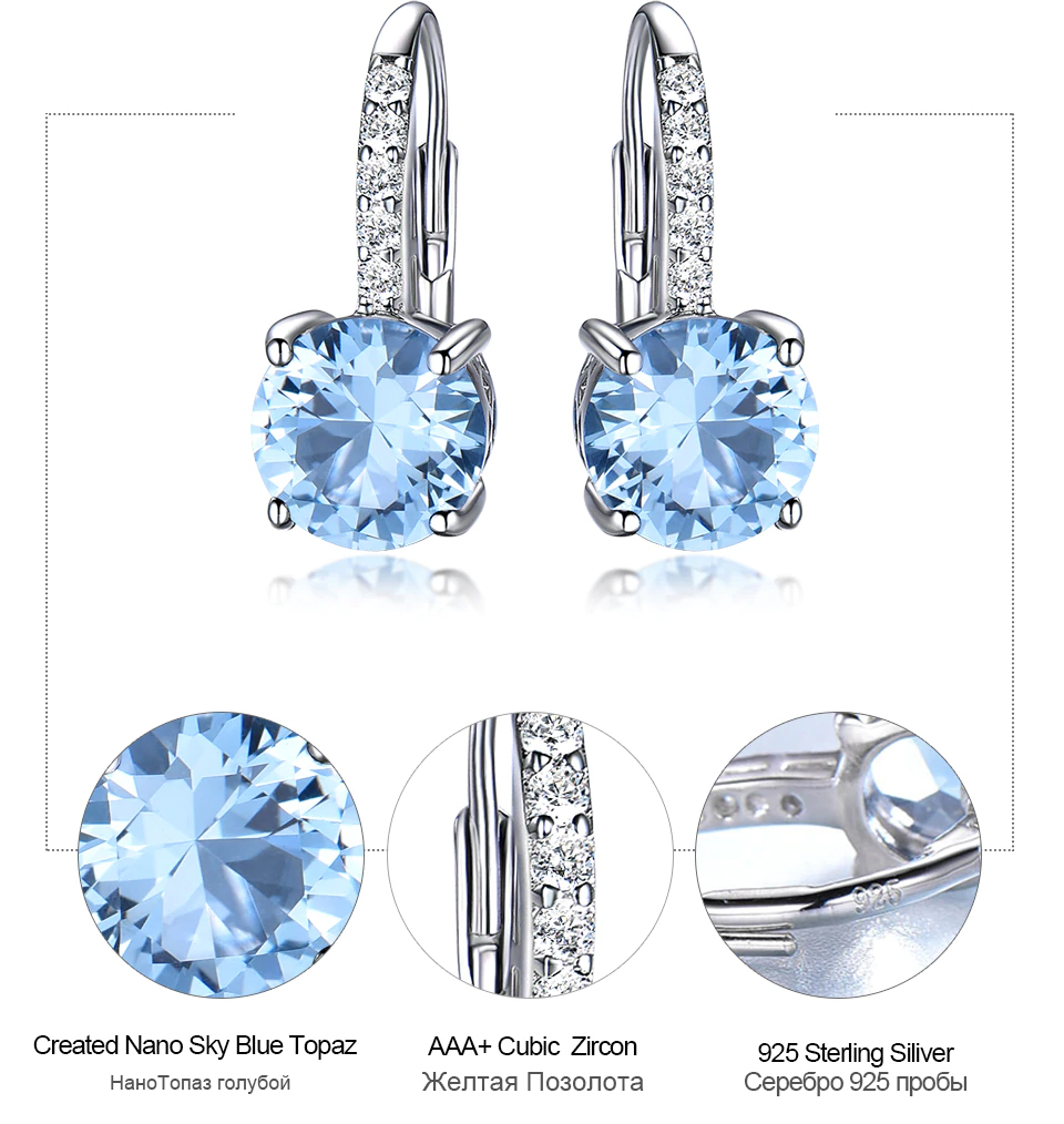 Fine Jewelry Earrings Top Ten (Top 10) on AliExpress 3