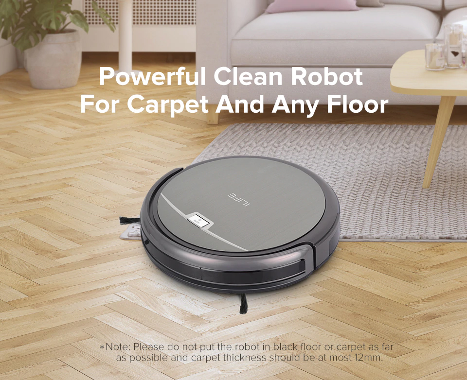 Robot Vacuum Cleaner Top Ten (Top 10) on AliExpress 5