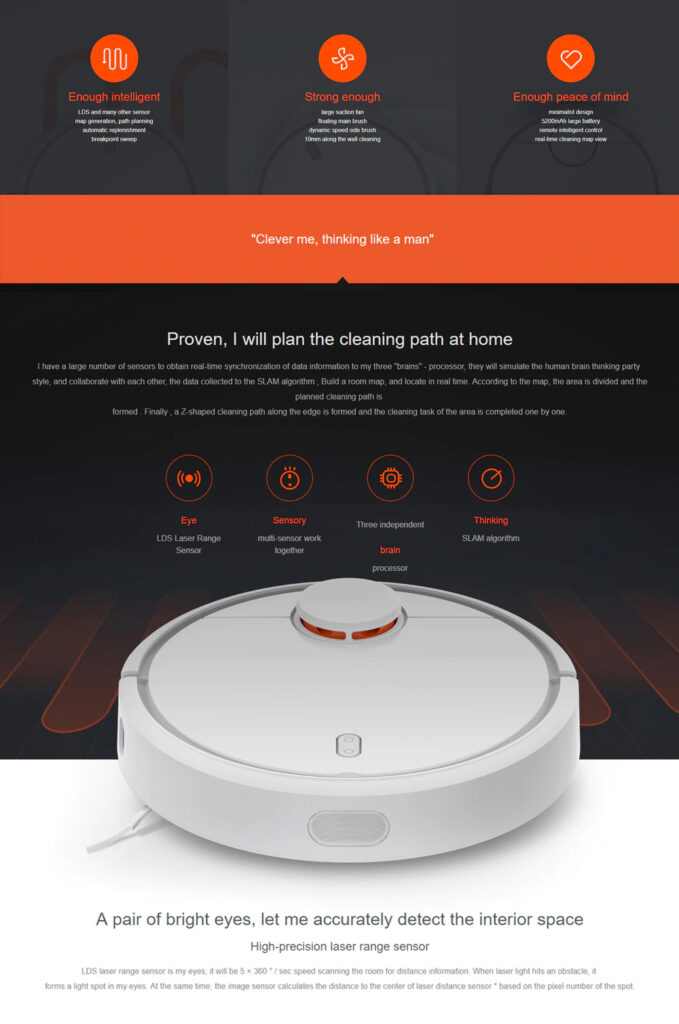 Robot Vacuum Cleaner Top Ten (Top 10) on AliExpress 6