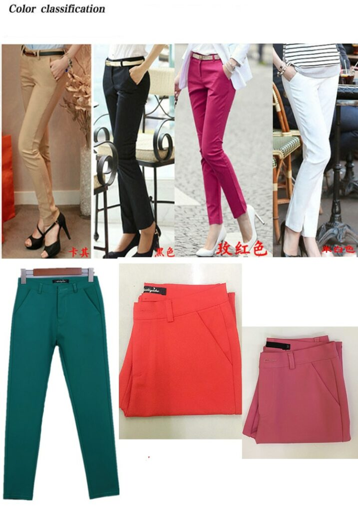 Women's Clothing Pants & Capris Top 10 on AliExpress 3