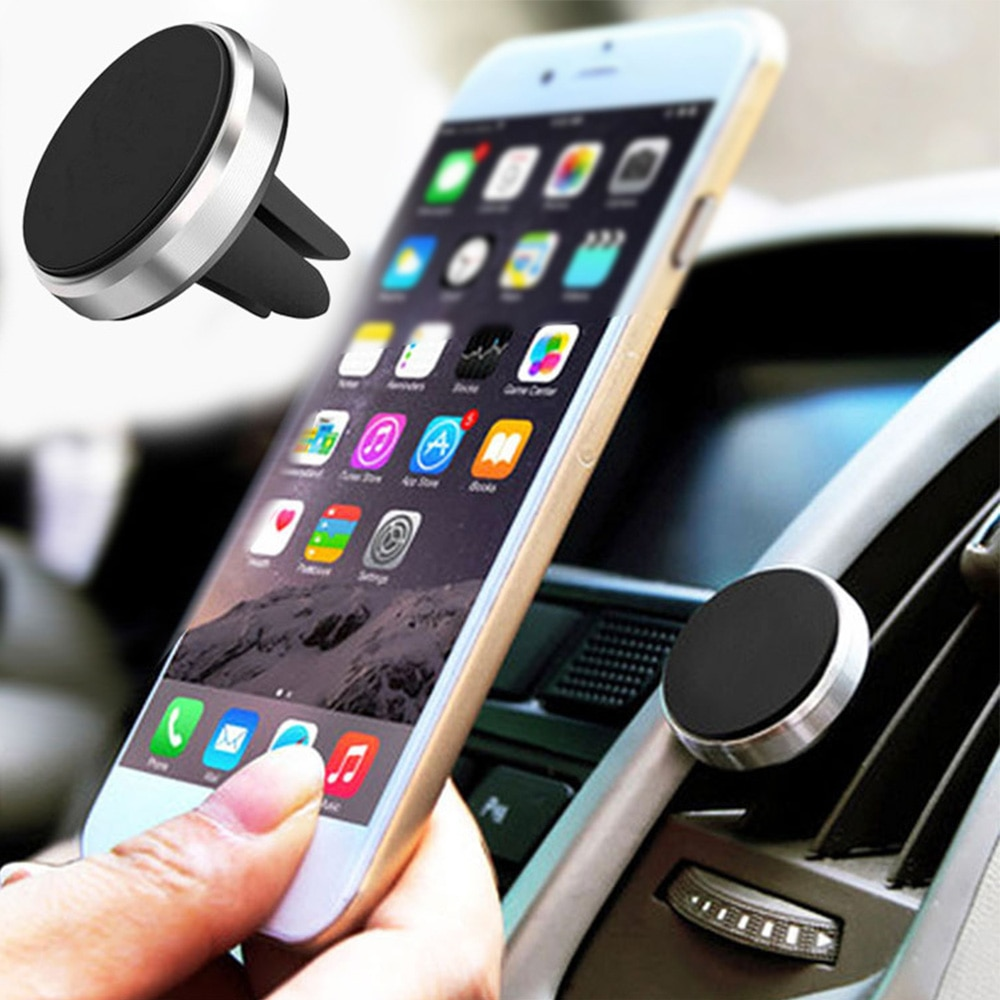 Air Vent Mount Magnet Cell Phone Stand Holder