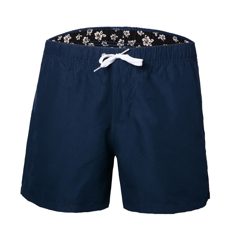 Men's Board Shorts Swimwear Short Briefs Male Breathable Elastic Waist