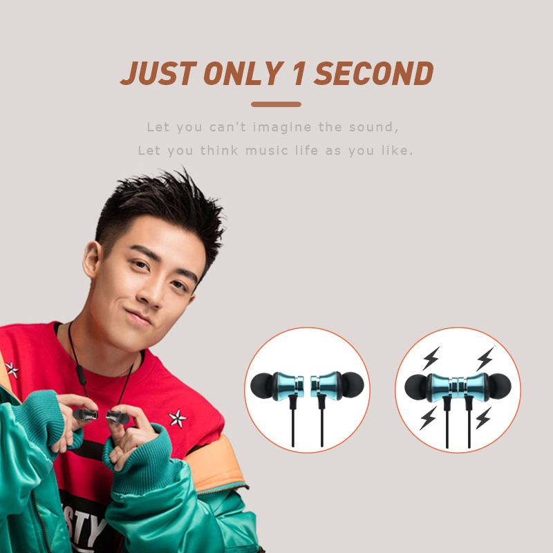 Besi XT-11 Bluetooth Earphone Sport Wireless Headphone Bluetooth