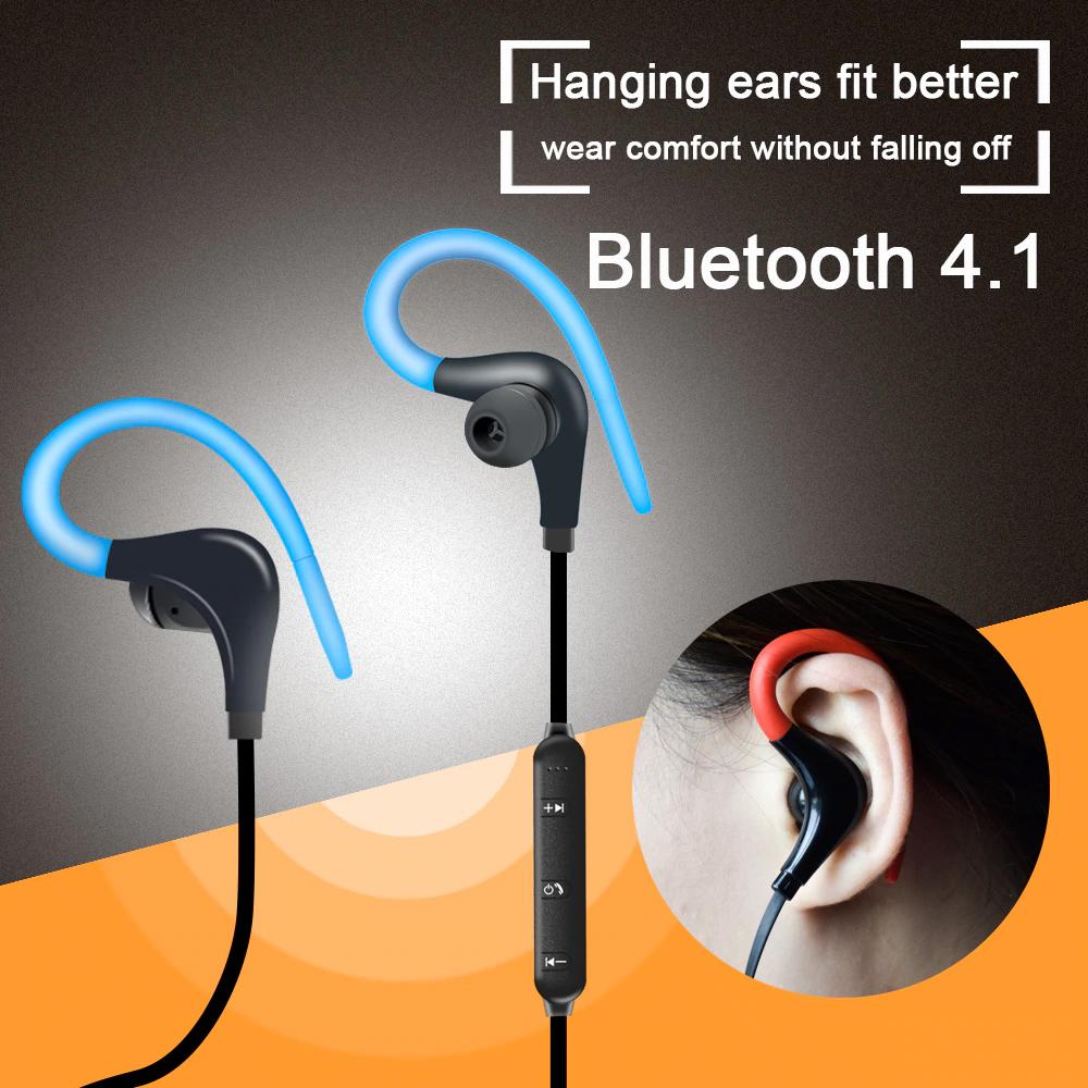 BT7 Bluetooth Earphone Wireless Headphones