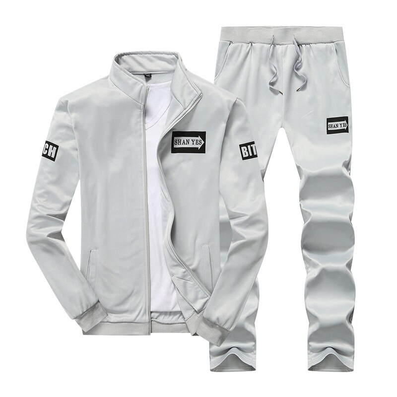 Fashion New Arrival Sporting Suit Men Spring And Autumn Casual