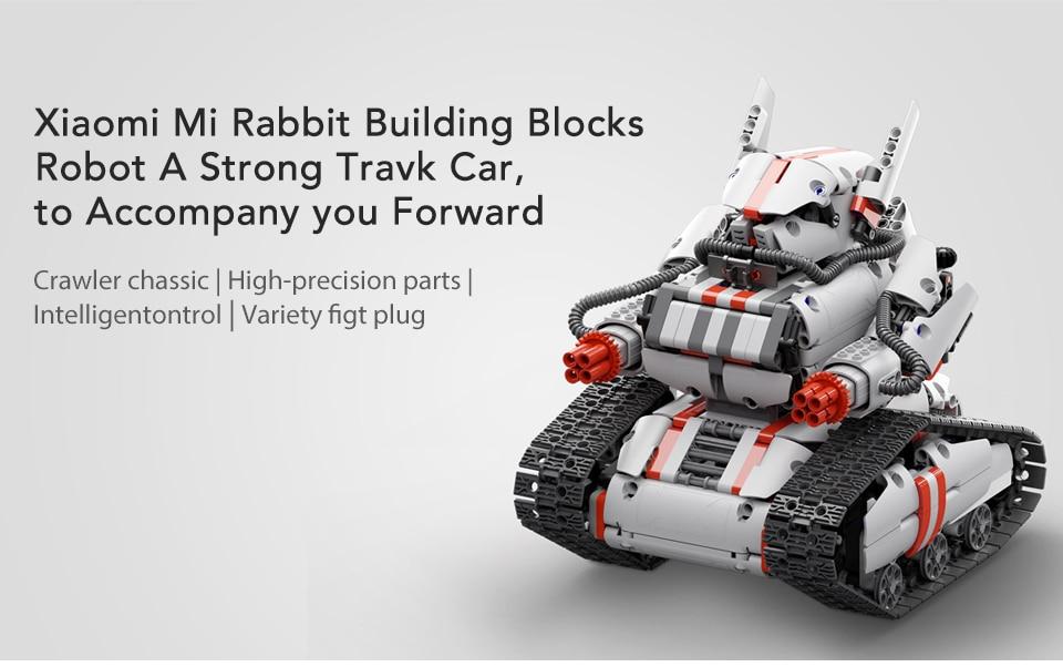 DIY Xiaomi Mi Robot