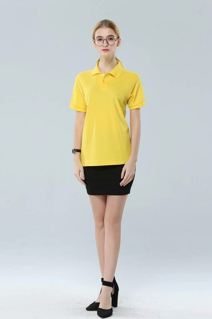 Glenn Berger 2019 New Summer Polo Shirt Women