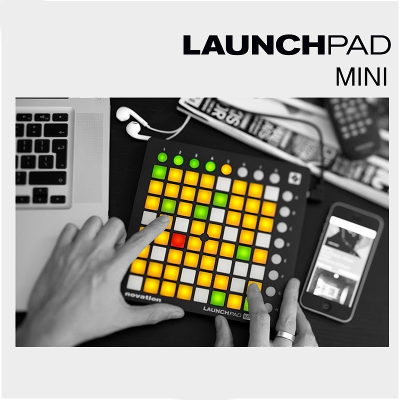 Launchpad MIDI Controller