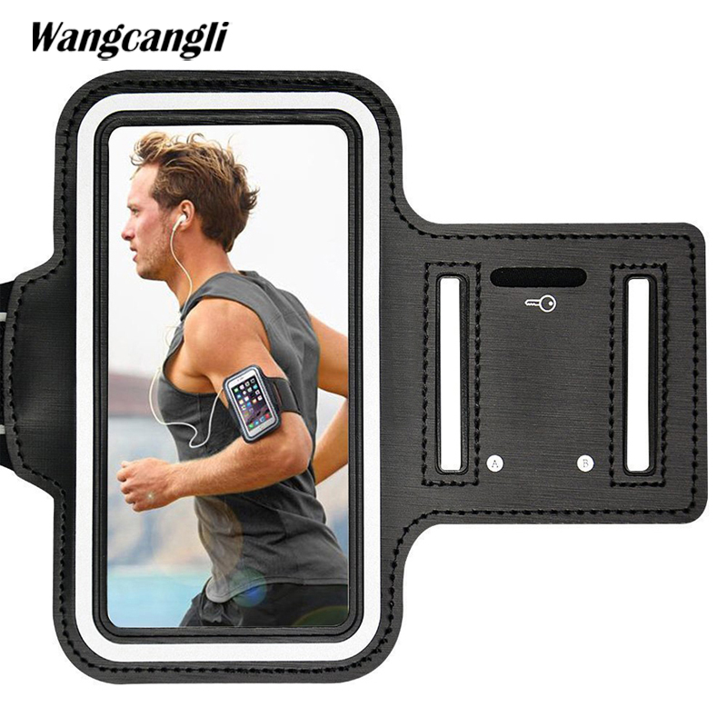 Mobile Phone Armbands Sport armband Case for iPhone X fashion holder for iPhone case on hand smartphone cell phones hand bag sports sling for mobile