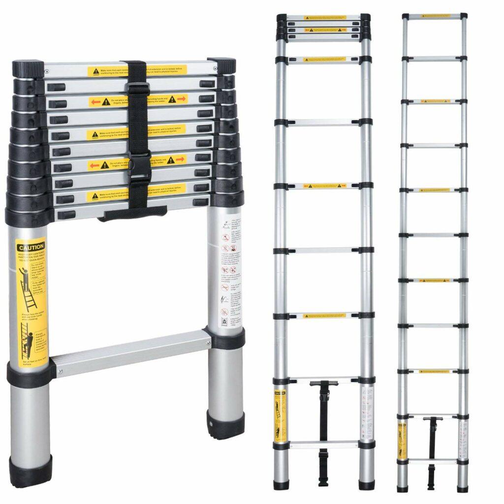 Universal Compact Folding Ladder