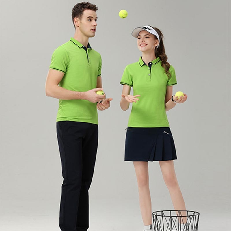 Polo Shirts AliExpress New Summer polo Women\man shirt high quality