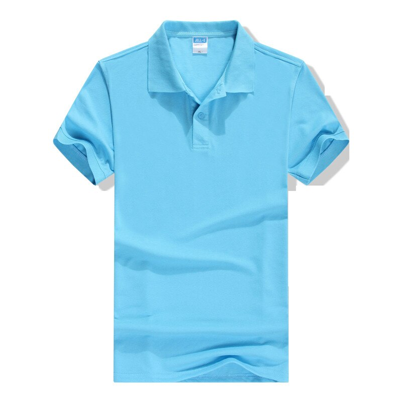 New 2018 Summer Brand Solid Polo Women