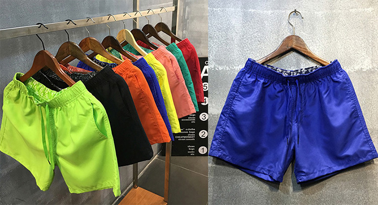 2019 Summer Shorts Men Women Quick Drying fitnesShort homme