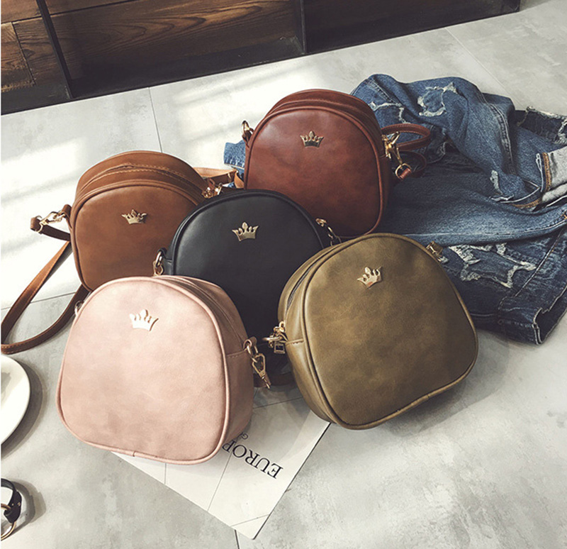 Mara's Dream 2019 Fashion Women Handbag Messenger Bags PU Leather Shoulder Bag