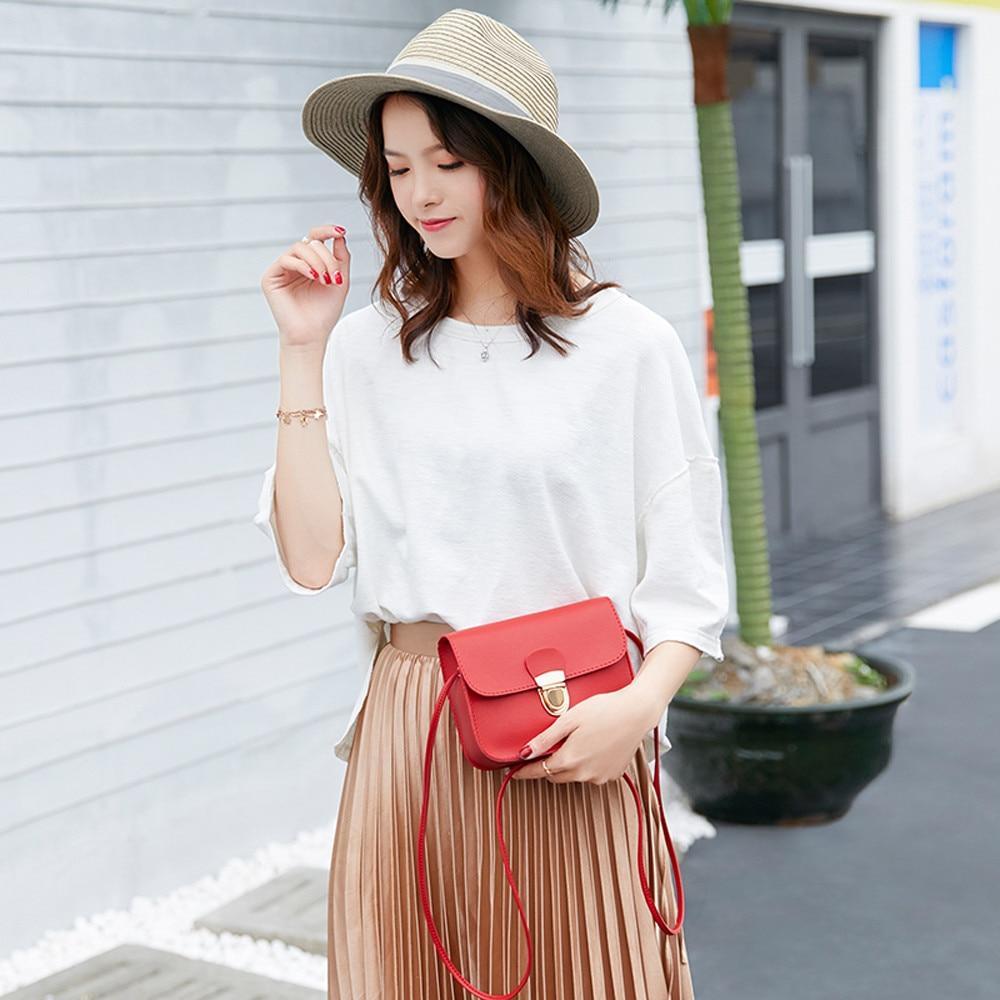 Women Messenger Bags Woman Bag 2018 Famous Brands Women Fashion