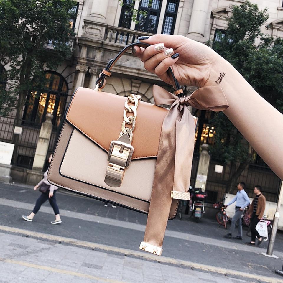 Oswego Straw Bag 2019 New Fashion Wooden Clip Women Shoulder Bag Summer