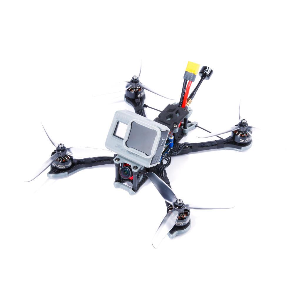iFlight Nazgul5 227mm 4S 5 Inch FPV Racing Drone BNF/PNP SucceX-E F4 Caddx Ratel Camera 45A BLheli_S ESC 2207 2750KV Motor - FrSky R-XSR Receiver
