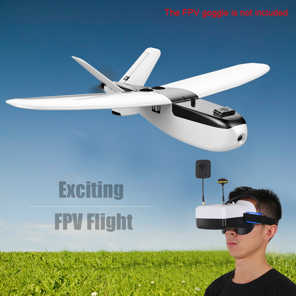 ZOHD Nano Talon EVO 860mm Wingspan AIO V-Tail EPP FPV Wing RC Airplane PNP/With FPV Ready - PNP Version