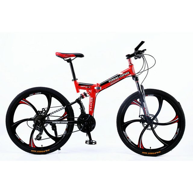 Running Leopard 26 inch 21 speed bicycle